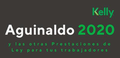 Aguinaldo 2020-1