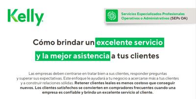 Cómo brindar un excelente servicio y la mejor asistencia a tus clientes