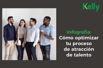 Cómo optimizar tu proceso de atracción de talento