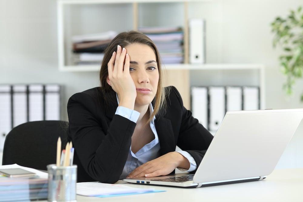 Qué hacer si uno de mis empleados no cumple con sus objetivos
